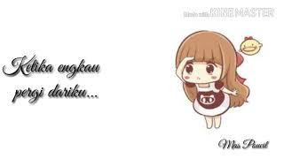 Gambar cover Melodic-Terpisah Cinta Jarak Jauh Video lirik animasi