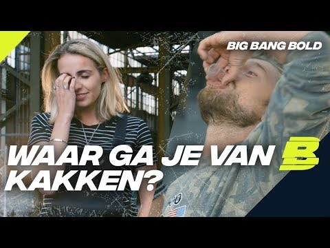IRIS NEEMT ZETPIL, NIELS SHOT LAXEERMIDDEL   BIG BANG BOLD - Concentrate BOLD