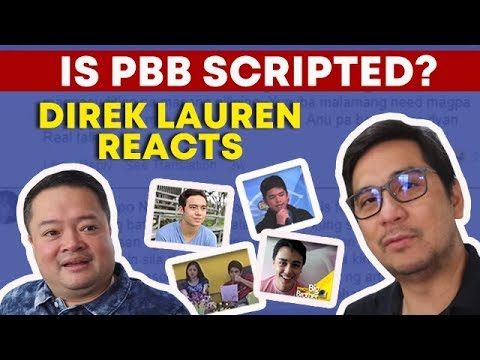 Vlog #7: Is PBB Scripted? It's about time I speak up about this.