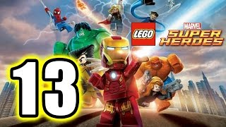 LEGO MARVEL Super Heroes gameplay part 13