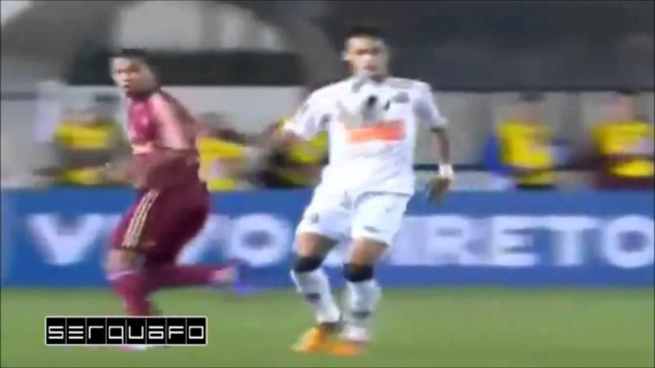 Neymar Vs Ronaldinho 2012 HD 2012 dribles skils ...