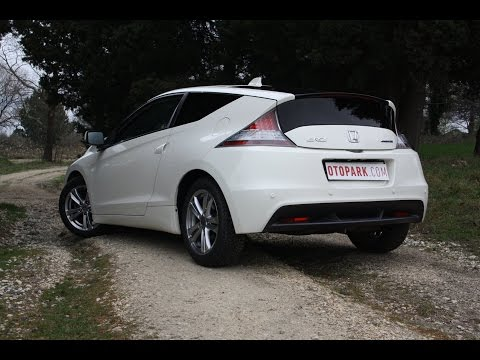 TEST | Honda CR-Z