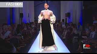 JEAN PAUL GAULTIER Fashion Show Fall Winter 2017 2018 Haute Couture - Fashion Channel