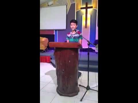 Gaius Preachimony Morning Prayer part1 04 29 2015