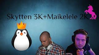 Kinguin.Skytten 3k vs Gamers2 + Maikelele 2l