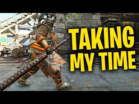 Taking My Time - For Honor Season 5