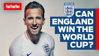 Can England Win The 2018 World Cup?
