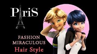 #FashionMiraculous _ Acconciature nella serie  💇🏻💁🏻💆🏻