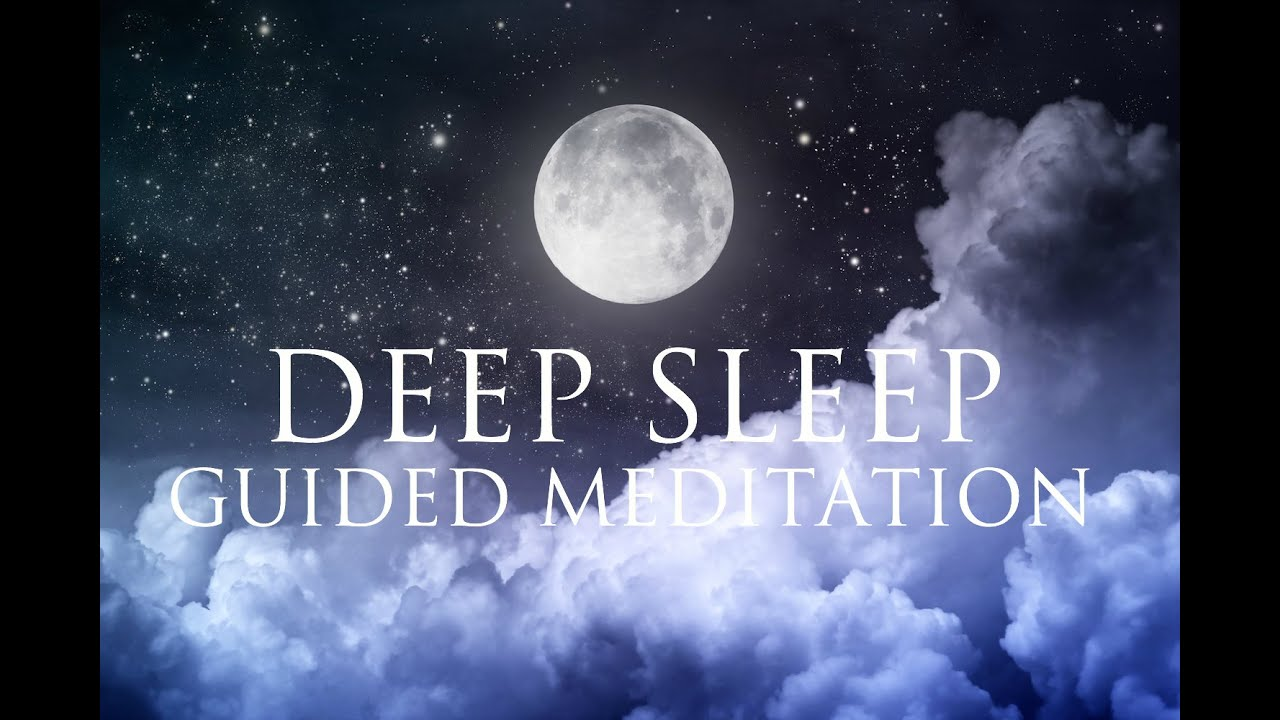 Deep Sleep Guided Meditation Relaxation Music Delta