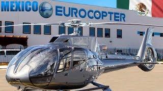 La Industria Aeroespacial se Expande en México _ Planta Industrial Eurocopter de Querétaro, México