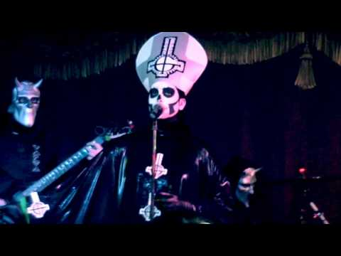 Mummy Dust (Ghost tribute) — Deus Culpa/Con Clavi Con Dio/Ritual