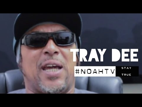 """Tray Deee Talks To #NOAHTV  Calls Young Thug """"Fag Rapper"""" Full Interview"""