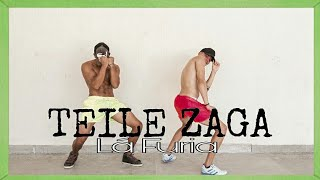 Teile Zaga - Lá Furia  Coreografia DH Dance