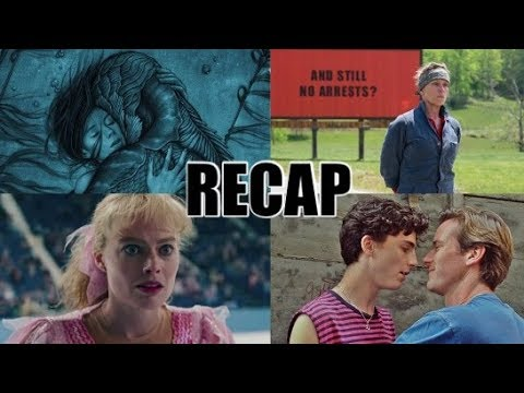OSCAR MOVIES 2018 *RECAP*