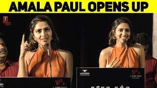 Amala Paul Opens Up | Adho Andha Paravai Pola Press Meet | Amala Paul | Vinoth KR | Thamizh Padam