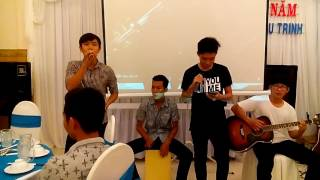 Ký Ức Tuổi Học Trò (live)  Cận - Nguoi Nao Do - Quốc Xơn