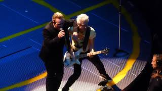 Mysterious Ways -- U2 -- Air Canada Centre, Toronto, ON -- July 7, 2015
