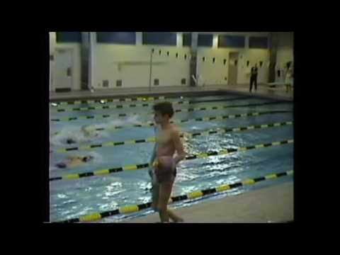 1992 Danville at Lebanon Tiger Sharks boys 200 Freestyle Relay