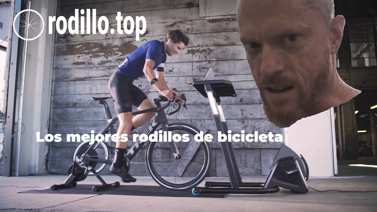 Los 7 rodillos para bicicleta más silenciosos del mercado