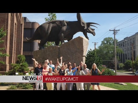 Yale Peabody Museum #WakeUpGMCT