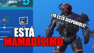 THE *FINAL* SKIN OF THE VISITOR IS MAMADOM! Fortnite