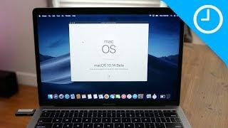 Önyükleme macOS Mojave Yükleme USB sürücü oluşturma [9to5Mac]