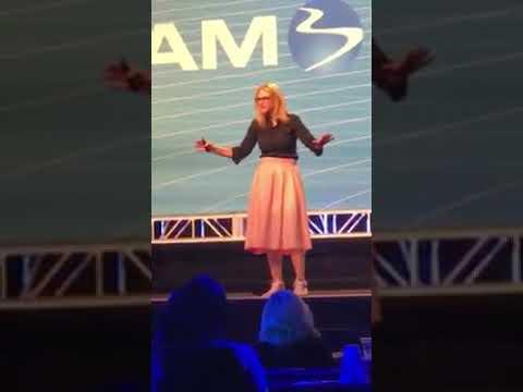 Leadership 2017 - Mel Robbins  - 5 Second Rule