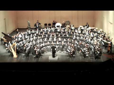 "2015 California All-State Concert Band ""Requiem"" by David Maslanka"