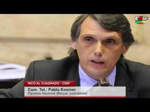 Kosiner: El Gobierno sigue sin ver el día a día de los argentinos