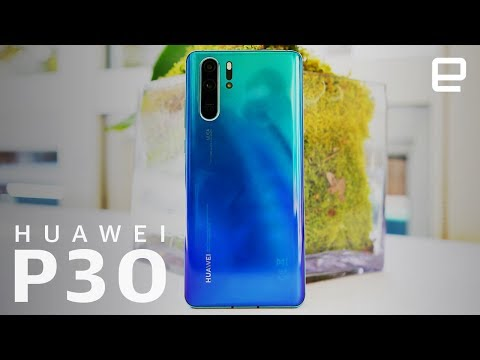 Huawei P30 and P30 Pro Hands-On: Another bid for smartphone camera glory