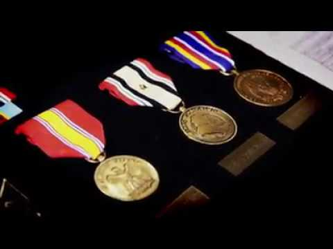 Medals of America honors veterans.