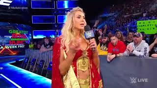 [VIETSUB WWE] Buổi tiệc chúc mừng của Carmella SmackDown LIVE, April 17, 2018