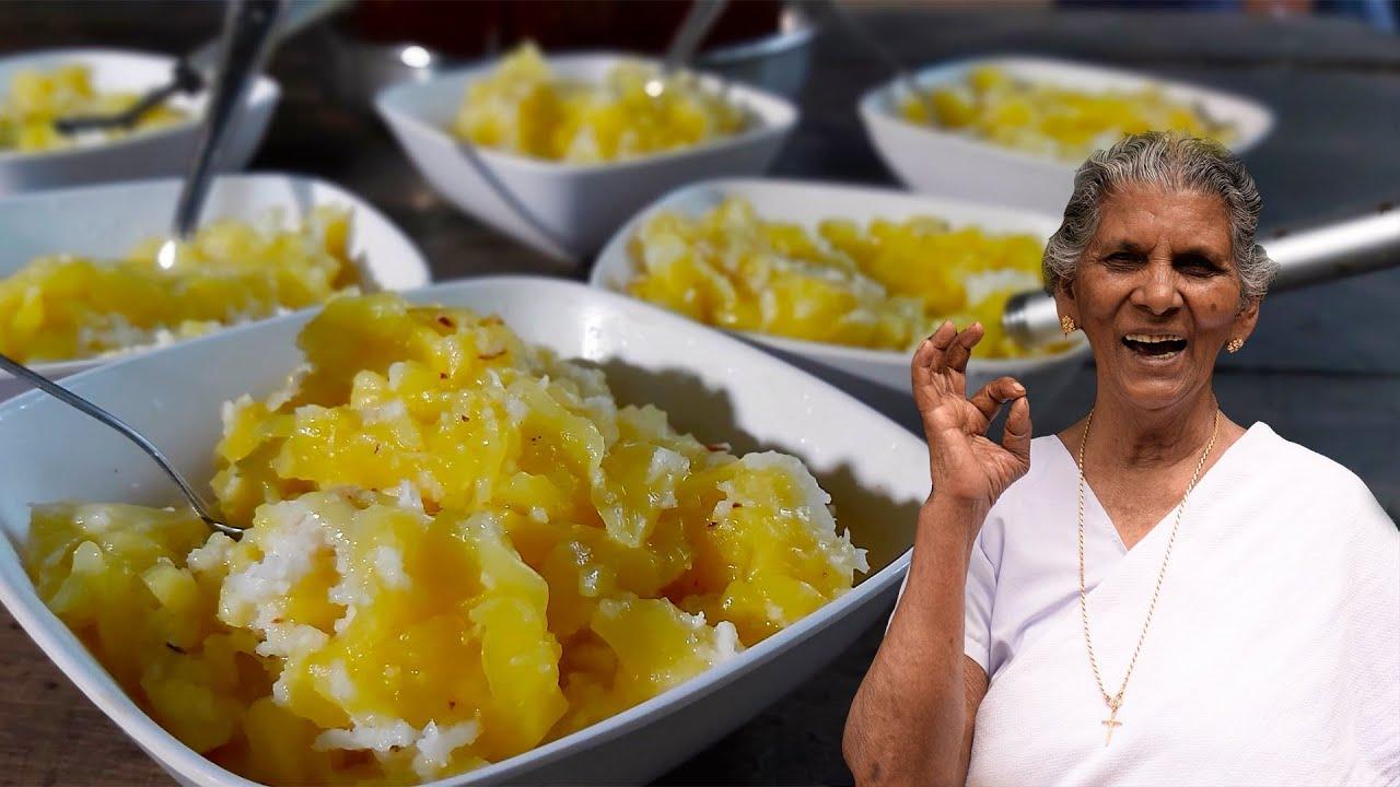 ചക്കപ്പഴവും തേങ്ങയും ചേർത്തൊരു നാലുമണി പലഹാരം😋  Jackfruit snacks recipe  Annamma chedathi special