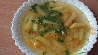 Как приготовить  сытный суп гороховый  рецепт pea soup