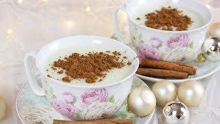 Salep - Türkisches Heißes Milchgetränk mit Zimt / Heiße Milch / Hot Milk