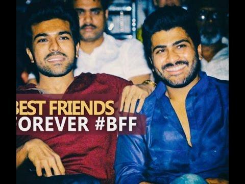 Best Friends Of Telugu Cinema ||Tollywood Heros And  Heroines 2016