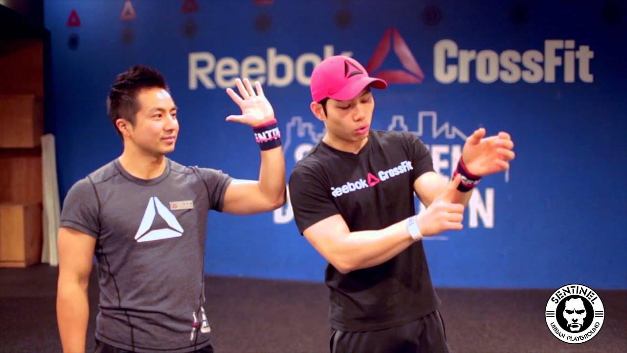 manguera petróleo Resistente  Reebok CrossFit Sentinel - Strength Wraps - YouTube