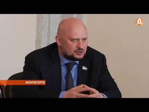 Алексей Лященко тинициирует программу «Уютный город» в Мончегорске 18.05.2016