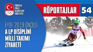 Alp Disiplini Takımımız EYOF