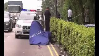 Woman killed along Lornie Road 28/6/13
