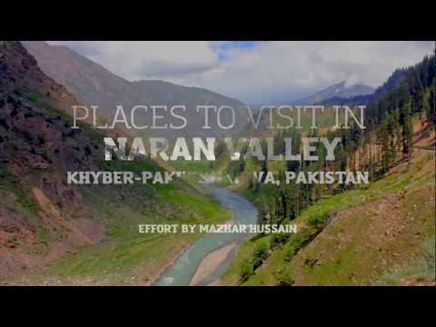 Places to Visit in Naran Kaghan Valley, Khyber Pakhtunkhwa, Pakistan