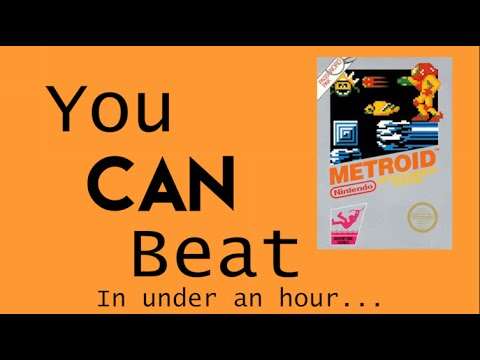 YOU can beat Metroid: In under an hour