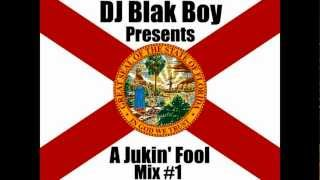 DJ Blak Boy Presents - A Jookin