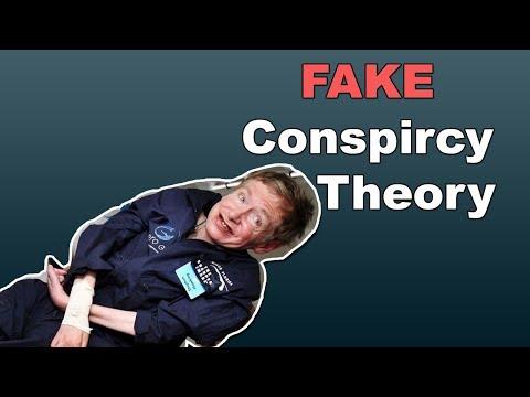 Stephen Hawkins - Conspiracy Theory