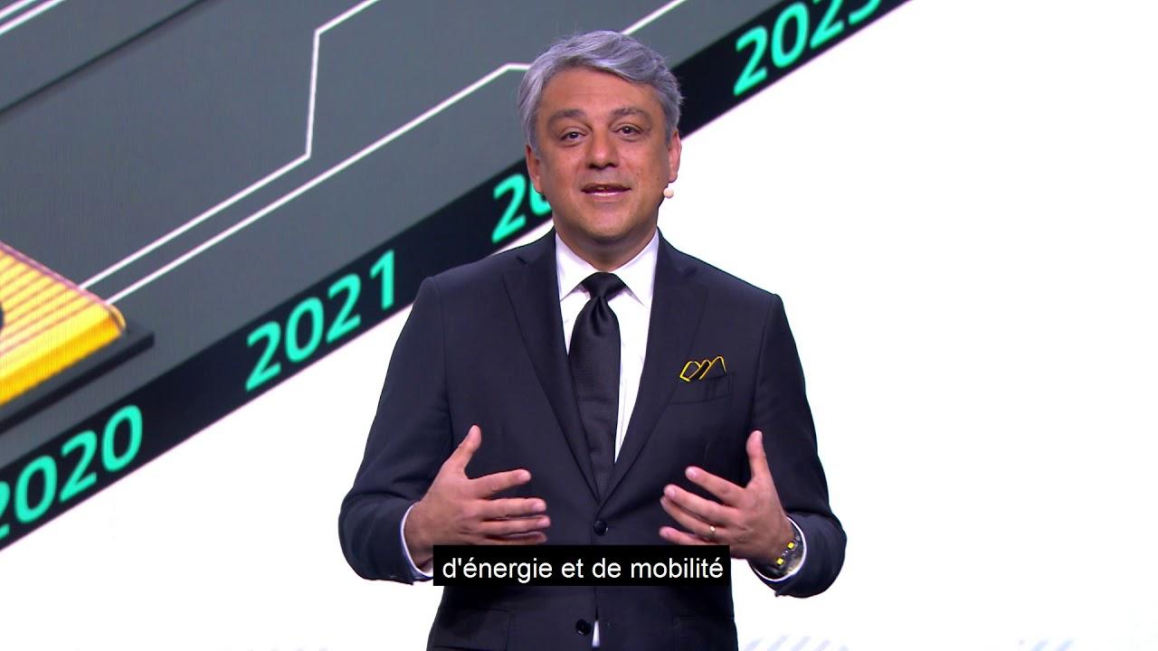 Notre plan stratégique Renaulution en un coup d'œil | Groupe Renault