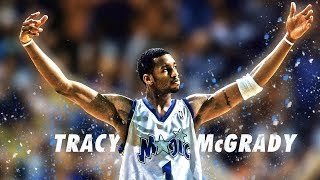 Tracy McGrady Career Mixtape ᴴᴰ