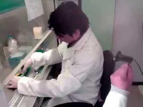 Tele-consulting-Molecular Virus detection