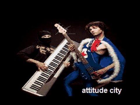 Ninja Sex Party - Attitude City NERD KARAOKE