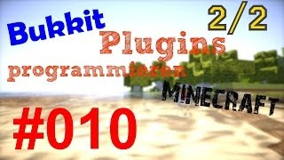 Countdowns/wiederholende Tasks - Scheduler [2/2] - #010 - Bukkit Plugin programmieren [HD] [Deutsch]