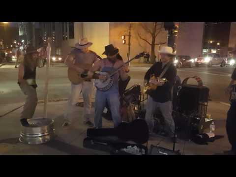 Asheville NC bluegrass band.